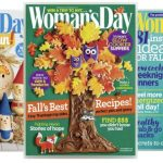 I Found Another #FREE Magazine Subscription~ ***Free*** Woman's Day