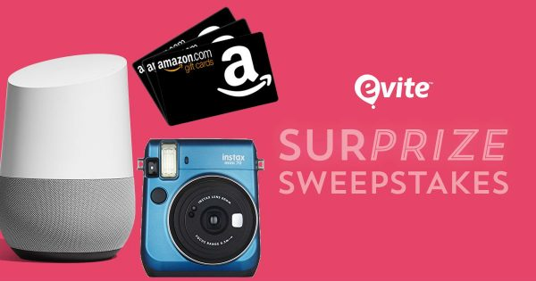 Win Amazon, Win Fandango, win gc's, instant win, win multiple prizes, Win Fujifilk Instax Mini Cameras