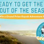 Enter To #Win an Oru Kayak, #YETI Bags or $50 #Subaru Gear Gift Cards ~ #Sweeps Ends 6-2