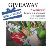 Oh My, 2 #Winners! Enter To #Win The Flowers Of The Month #Giveaway~ Ends 6-17