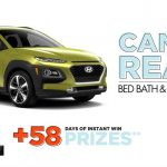 Enter To #Win a 2018 Hyundai Kona Car + Daily Instant Prizes!  #Sweeps Ends 7-31