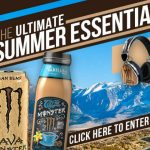 WooHoo!  Enter To #Win 1 of 25 Summer Essentials #Monster Energy #Prize Packs ~ #Sweeps Ends 8-31