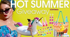 enter to win, win beauty items, sweeps