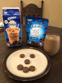OREO Thins Bites, International Delight OREO Iced Coffee, Save