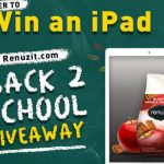 15 Winners?  Amazing!!!  Enter To #Win a New #iPad ~ #Sweeps Ends 9-15