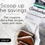 I found a $1 So Delicious #Coupon – Let's #Save ~