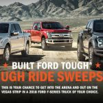 Enter To #Win a F-Series Pickup worth up to $50k and a Trip to Vegas ~ #Sweeps Ends 10-28