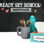Enter To #Win 1 of 1400 Backpacks with School Supplies or $10000 #Cash ~ #Sweeps Ends 9-10