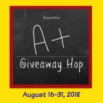 An A+ #Giveaway Hop Just In Time For BTS~ #Win A $25 GC (Choices) Ends 8-31
