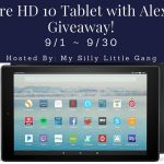 Wowzer!!! Enter To #Win A Fire HD 10 Tablet with Alexa #Giveaway Ends 9-30 @SilvieArmas