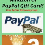 Enter To #Win A $25 Amazon Or PayPal GC In The Free Fallin' #Giveaway Hop~ Ends 10-15