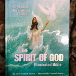 The Spirit Of God Illustrated Bible Review And #Giveaway ~ Ends 9-25 #SpiritofGodBible & #FlyBy