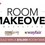 Enter To #Win a Cosmopolitan Magazine $10,000 Room Makeover Sweepstakes ~ Ends 10-8