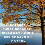 Giveaway, blog giveaway, win a gift card