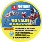 Enter To #Win The Nintendo Switch Fortnite Bundle #Giveaway Ends 12-3 @SilvieArmas