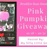 Enter To #Win The Pink Pumpkin Coffee #Giveaway ~ Ends 10-31