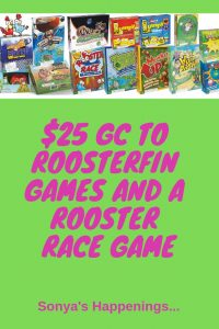 giveaway, board game, family fun night
