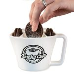 milk and cookies, dunky cup, home and kitchen