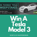chance to win, auto sweepstakes, win a car