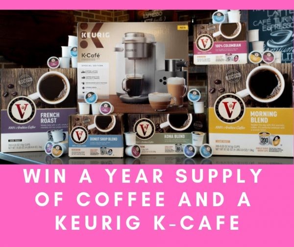 chance to win, sweepstakes, win a keurig