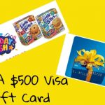 entering sweepstakes online, enter to win, win a visa gift card