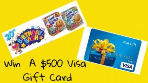 entering sweepstakes online, enter to win, Visa gift card sweepstakes