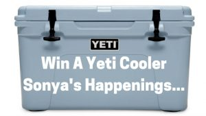 chance to win, yeti cooler, sweepstakes hobby