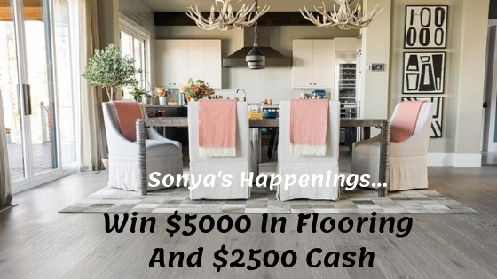 win cash, win flooring, enter to win, sweepstakes