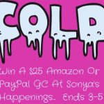 giveaway, win a gift card, enter to win