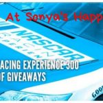 Daytona Nascar, enter to win, instant win game