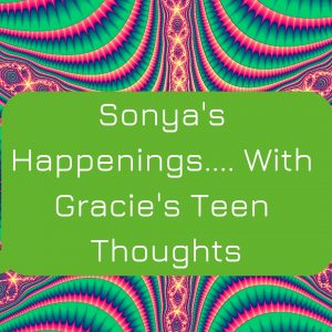 Sonya's Happenings...
