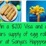 Win a gift card, new sweepstakes, chance to win