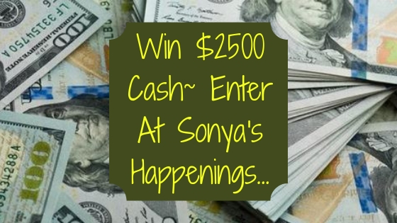 Enter To #Win ,500 ~ #Sweepstakes Ends 5-12