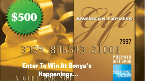 win a gift card, sweepstakes today, win several prizes, enter to win