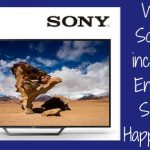 sony tv, win a tv, enter to win, sweepstakes hobby