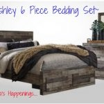 Enter to win a 6 piece bedroom set ~ #sweeps end 5-18