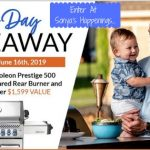 sweepstakes, win a grill, new sweepstakes, enter to win