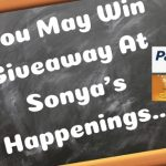 Enter to win a $25 Amazon or PayPal GC~ Giveaway hop ends 5-31