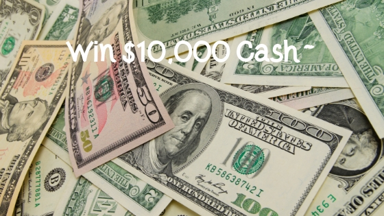 Enter To #Win $10,000 ~ #Sweeps Ends 9-30 ~ Sonyas Happenings